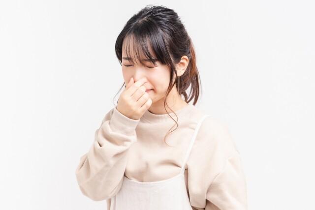 ミラブルを使うと口臭が改善されます。ウルトラファインバブルで口の中の汚れを洗い流してくれます